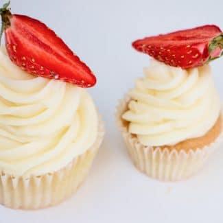 cupcake-fraise